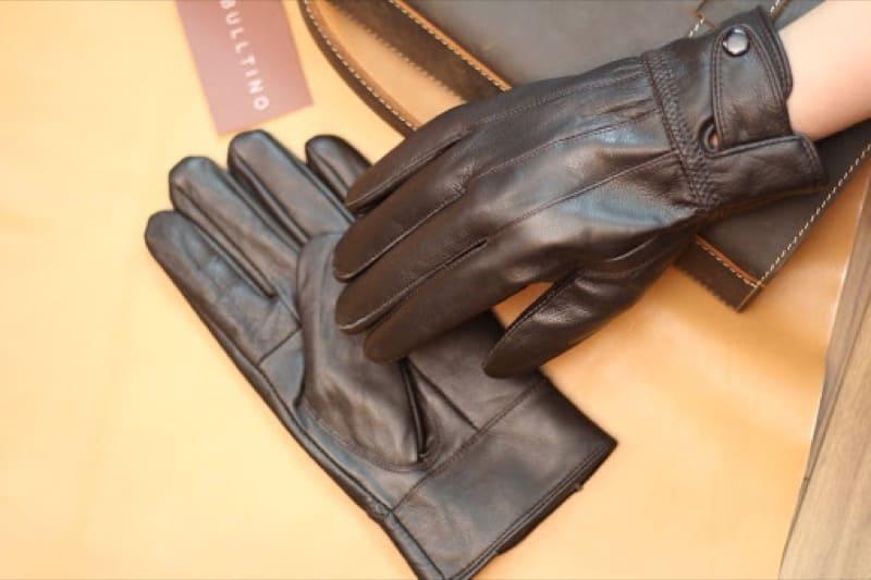 Chọn mua găng tay da thật cao cấp