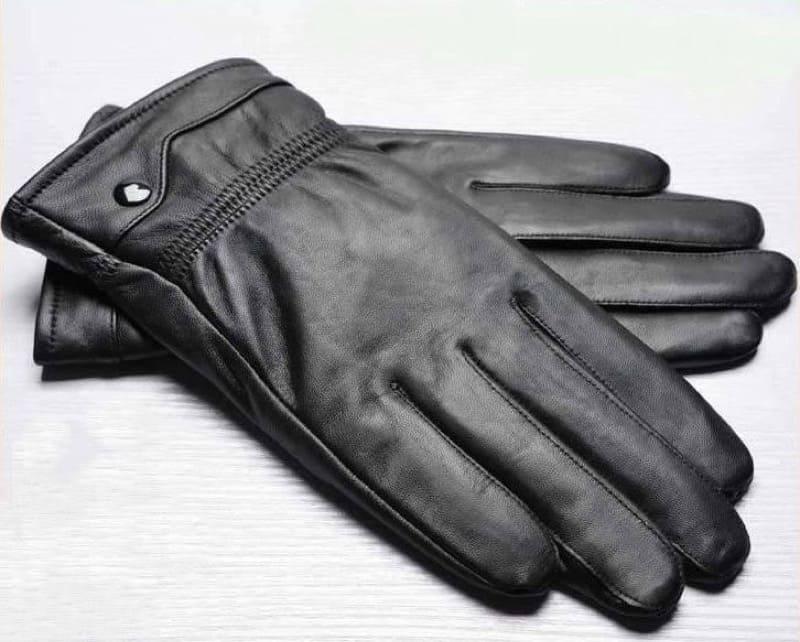 Chất liệu găng tay da thật