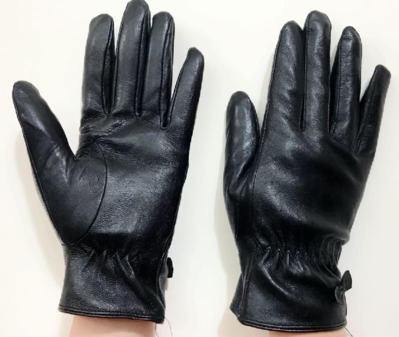 Quy trình sản xuất găng tay da thật