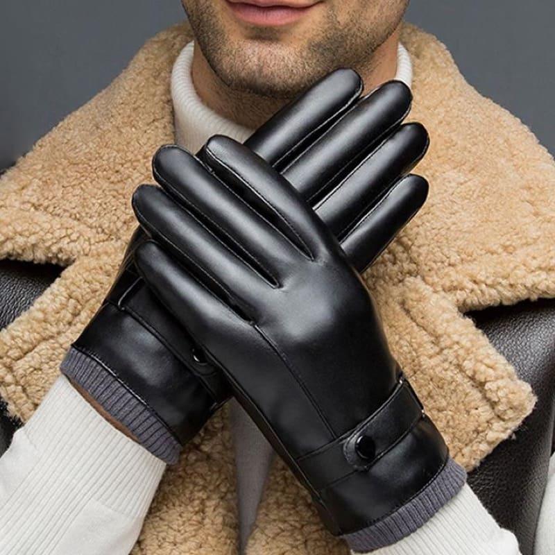 Găng tay da bò cao cấp