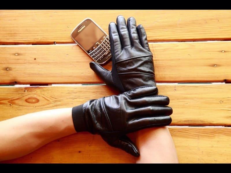 Găng tay da bò giá rẻ ở Hà Nội