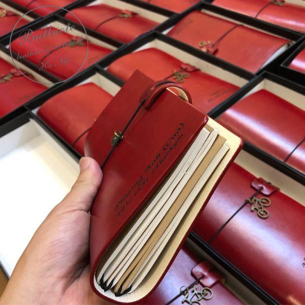Sổ tay midori da thật bản nâng cấp